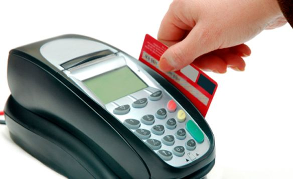 بطاقة الائتمان