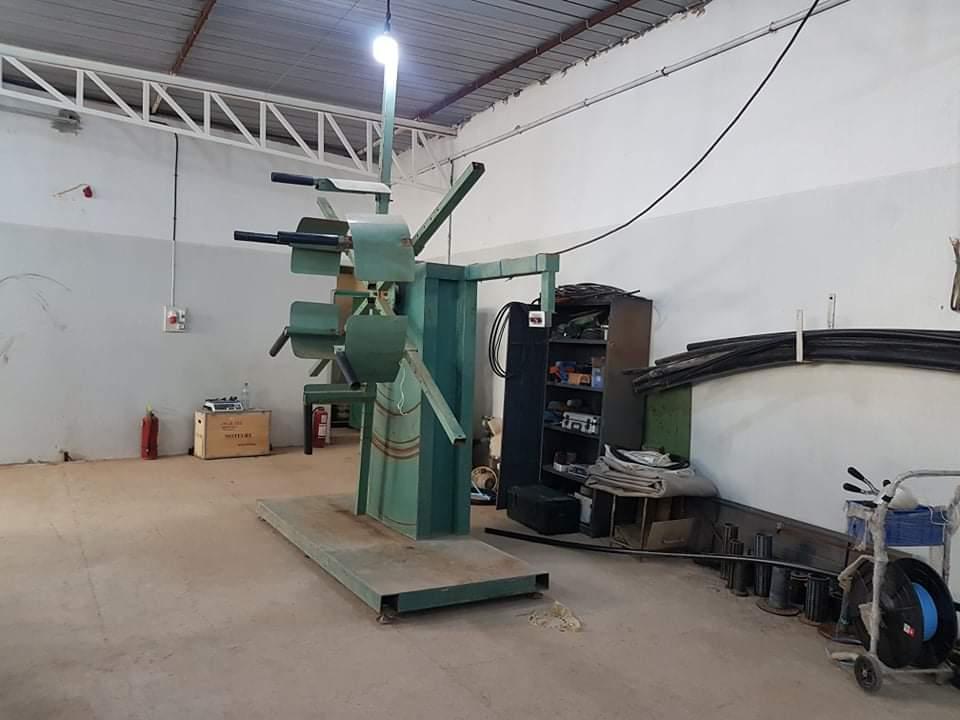 آلات لصناعة انابيب PVC