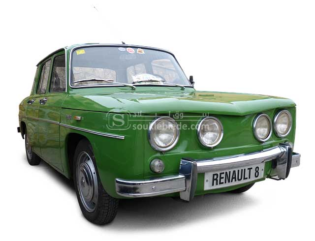 Renault-8
