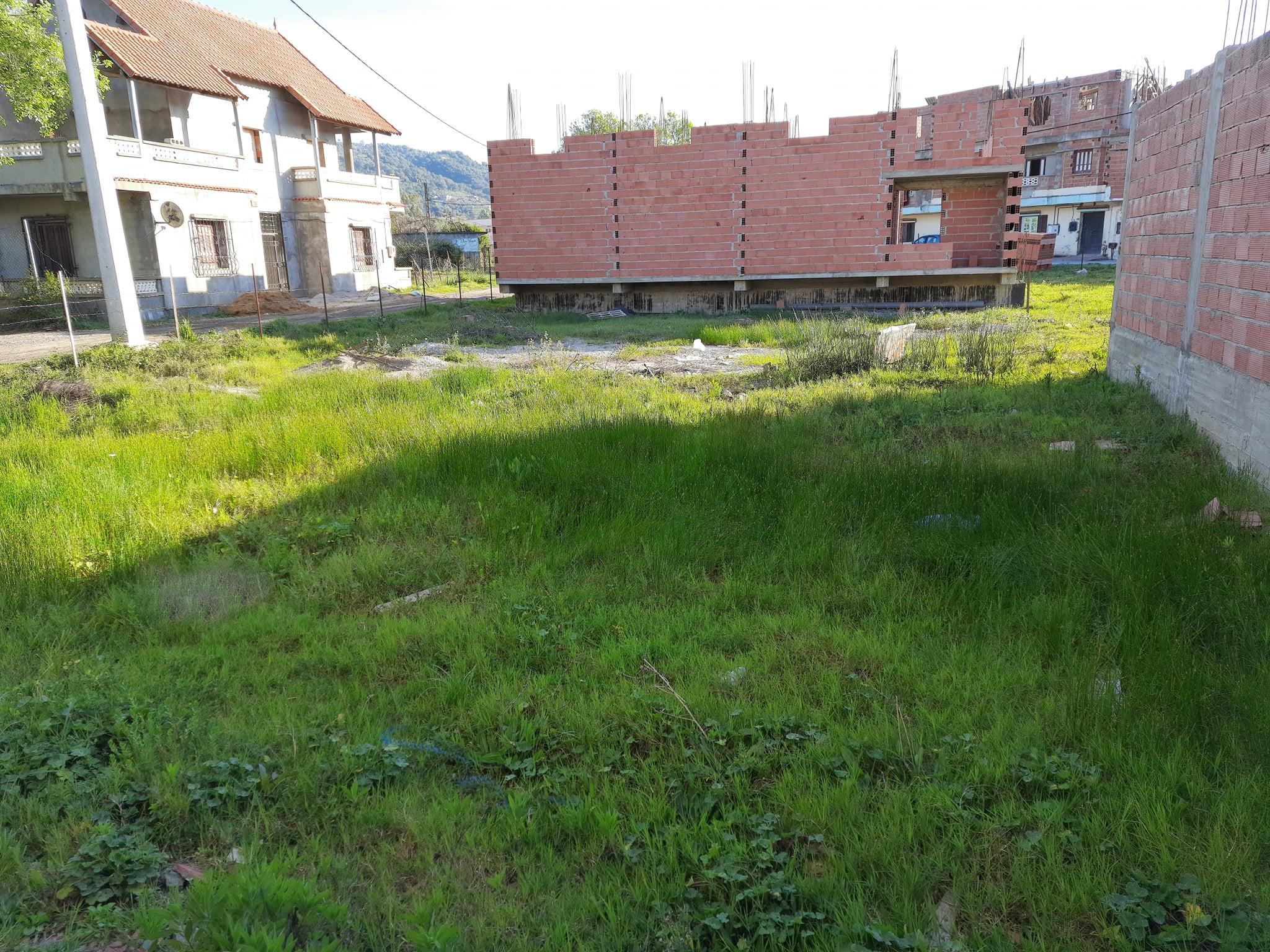 قطعة أرض للبيع العنصر ولاية جيجل