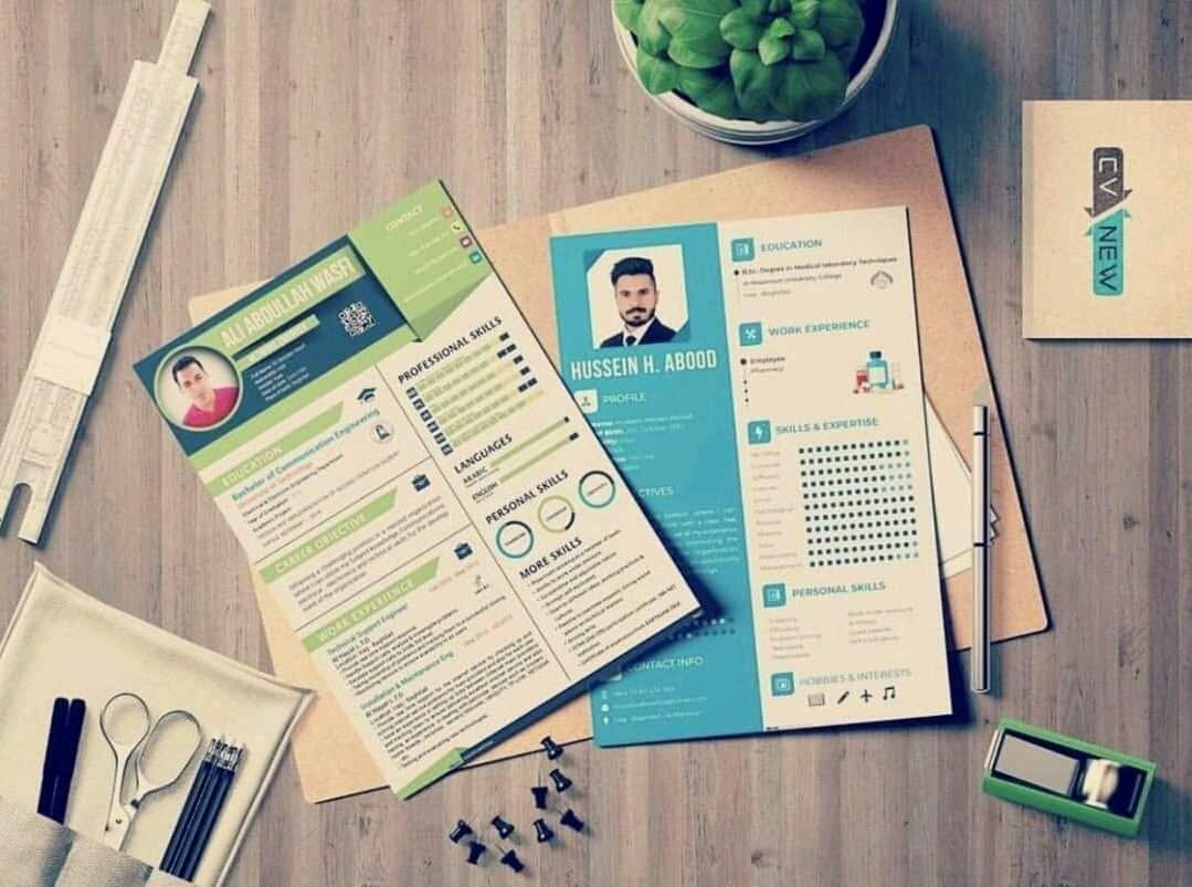 انشاء سير ذاتية احترافية CV PRO DZ