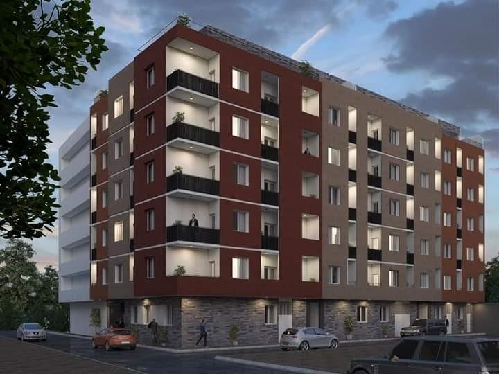 مشروع la casa شقق جاهزة ونصف جاهزة